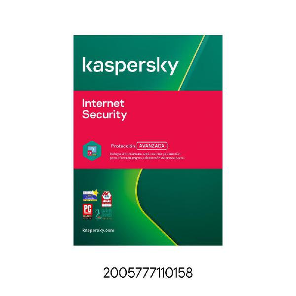 Licencia kaspersky internet security - compra online en