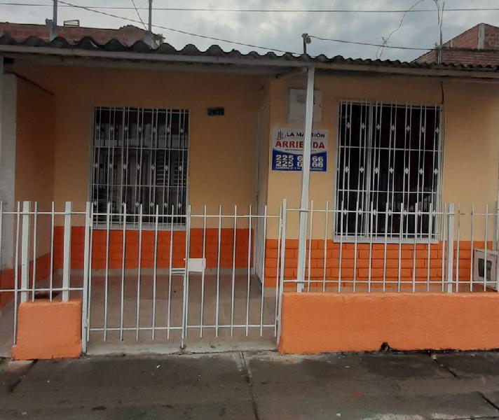 Arrienda casa barrio el palmar cra 23 # 3 - 22