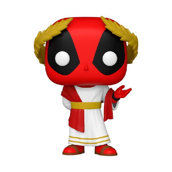 Funko pop marvel deadpool senador romano