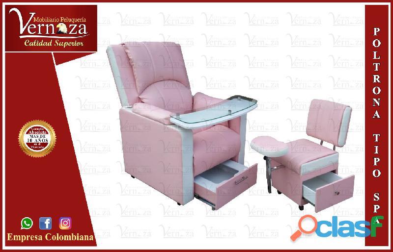 212 admirables poltrona manicure, recepcion, silla para barberia.....