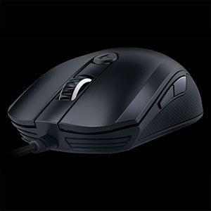 Genius m8-610 8200 dpi/lente laser color negro con cable