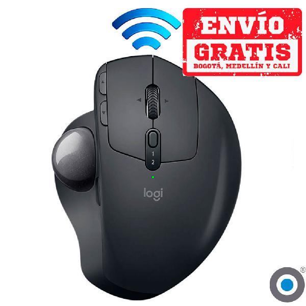 Mouse trackball logitech mx ergo (flow) - tecnoplaza