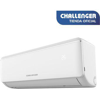 Aire acondicionado 9k on/off challenger 110v - blanco