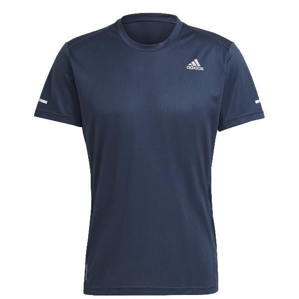 Camiseta adidas run it hombre