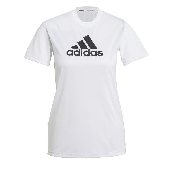 Camiseta adidas primeblue designed 2 move mujer