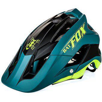 Casco para ciclismo mtb o carretera moldeado juntos - verde