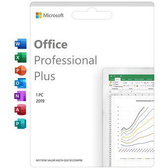 Office professional plus 2019 retail pc original