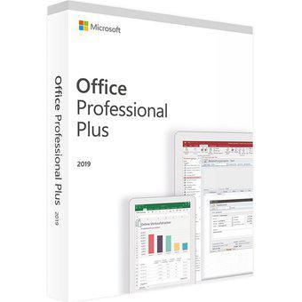 Office professional plus 2019 caja fisica