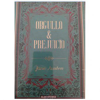 Orgullo y Prejuicio Libro Jane Austen Original Editorial