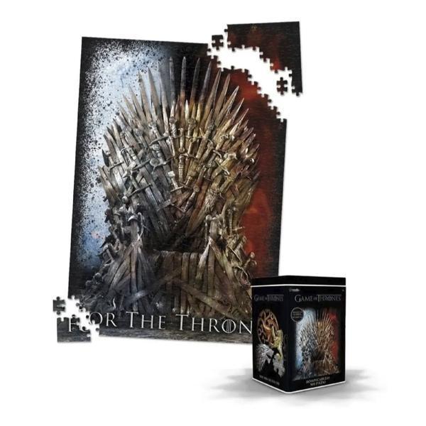 Rompecabezas Game Of Thrones Trono de hierro