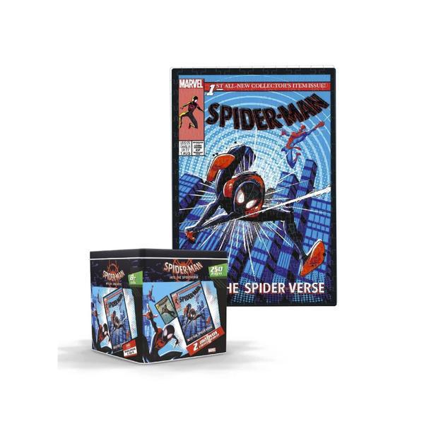 Rompecabezas spiderman