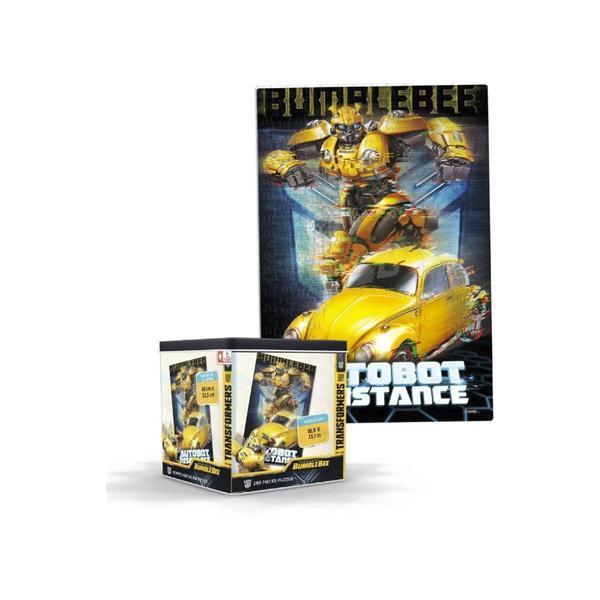Rompecabezas Transformers Bumblebee