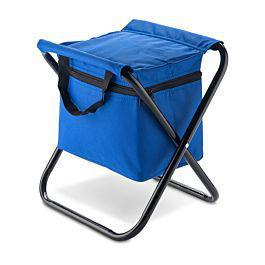 Silla nevera cooler - azul royal - landik