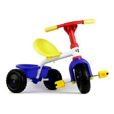 Boy toys triciclo metálico niño marca boy toys
