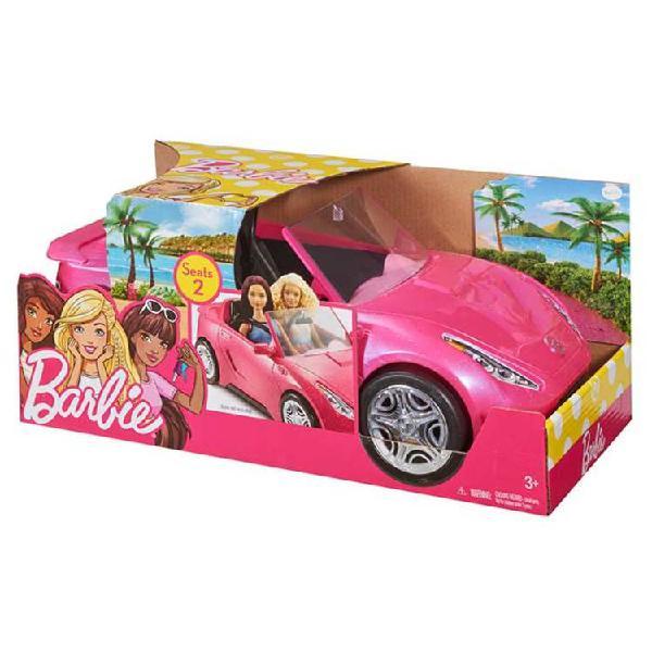 Barbie auto convertible glam mattel