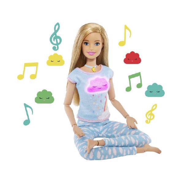 Barbie medita conmigo mattel