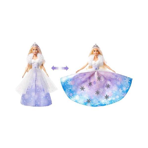 Barbie princesa vestido mágico mattel