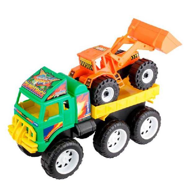 Camión transportador surtido victory toys