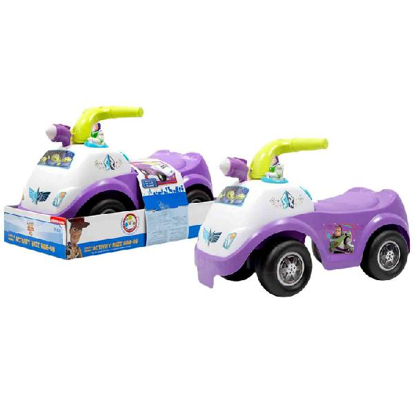 Carrito montable toy story disney