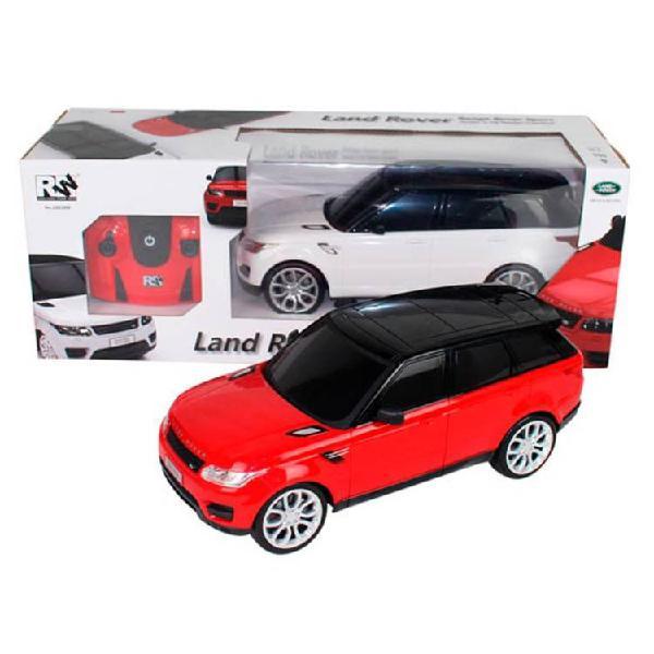 Carro de juguete a control remoto range rover sport