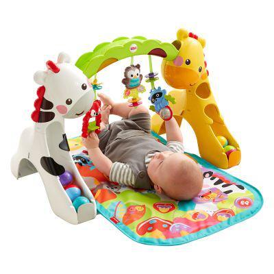 Fisher price juguete de bebé fisher price gimnasio para