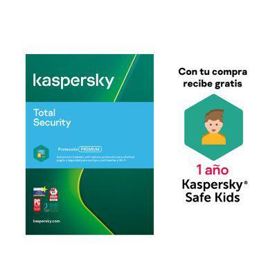 Kaspersky antivirus kaspersky total security