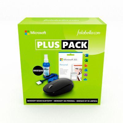 Microsoft combo plus pack microsoft office 365 personal