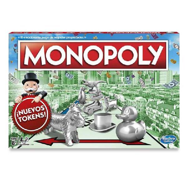 Monopoly clasico hasbro