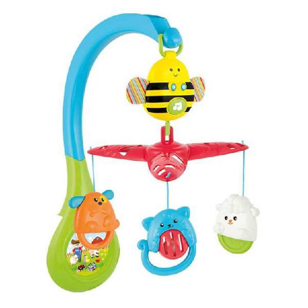 Móvil musical abeja winfun
