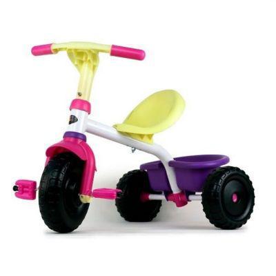 Boy toys triciclo metálico niña marca boy toys