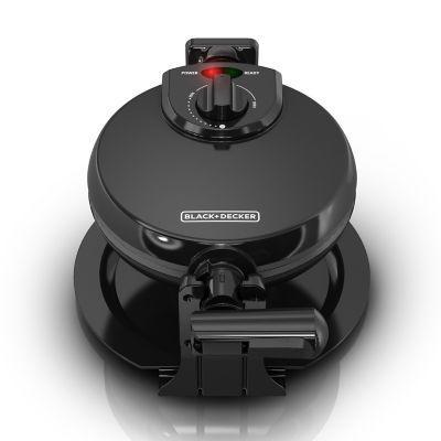 Black&decker waflera giratoria black&decker antiadherente