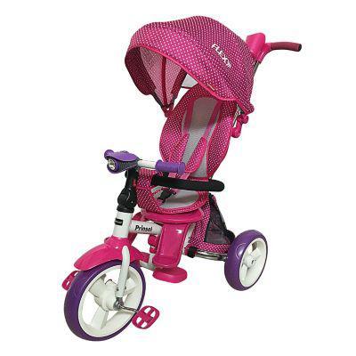 Prinsel triciclo flex rosado