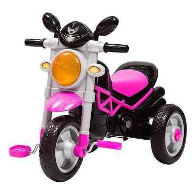 Prinsel triciclo moto trike rosado