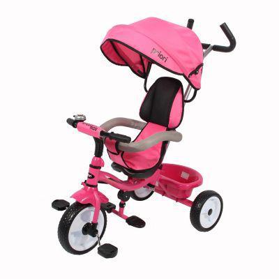 Priori triciclo paseador priori rosa