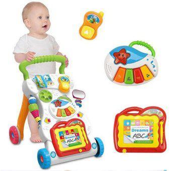 Andadera musical caminador para bebes mis primeros pasos