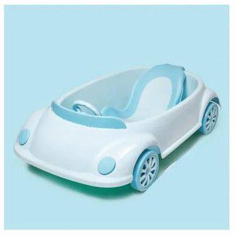 Bañera tina para bebe automovil