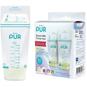 Bolsas de lactancia para almacenar leche materna banco x