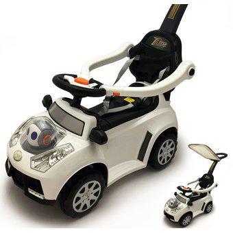 Carro montable bebes paseador niños infantil musical luces