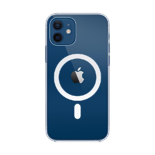 Case apple iphone 12 / 12 pro transparente