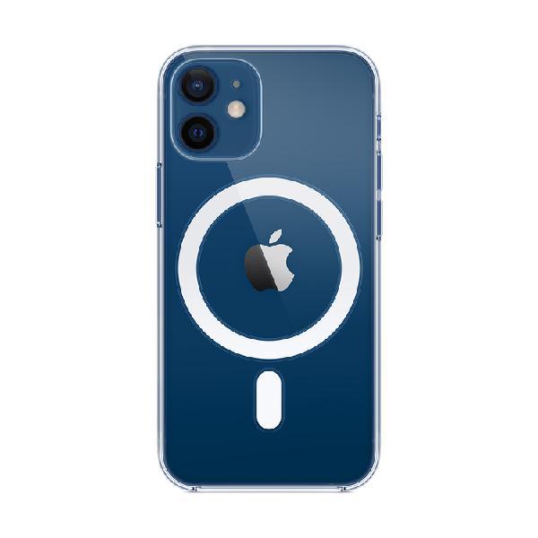 Case apple iphone 12 mini transparente