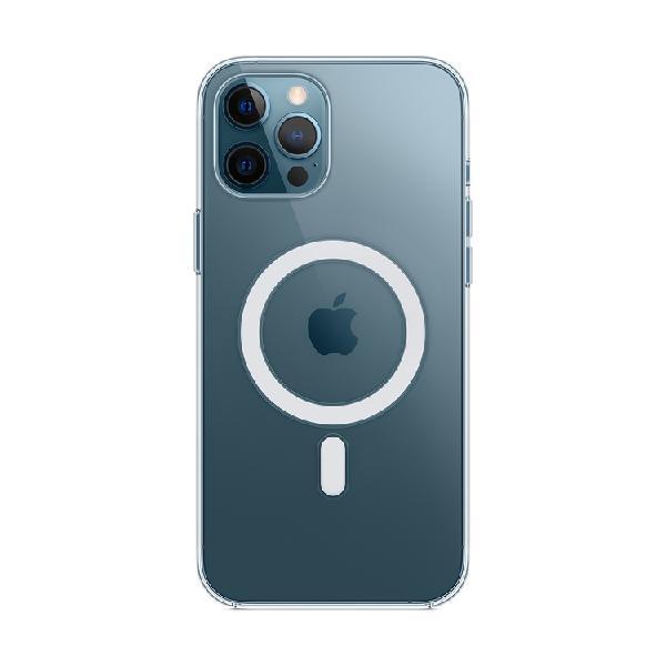 Case apple iphone 12 pro maxtransparente
