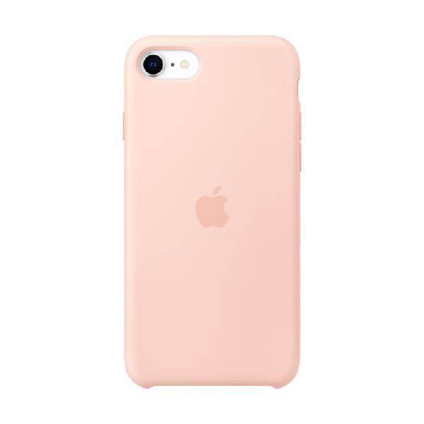 Case silicone apple iphonese rosa arena