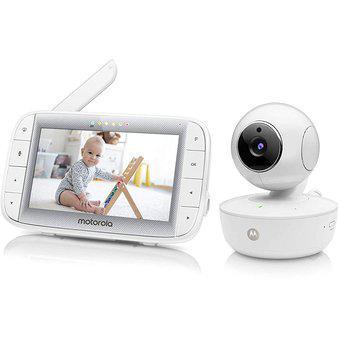 Cámara monitor bebe inalámbrico motorola mbp36xl portátil
