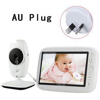 Monitor de bebé cámara 720p hd 7 pulgadas pantalla lcd
