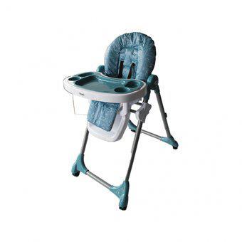 Silla comedor para bebe marca bebesit snack azul