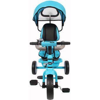 Triciclo paseador 360º priori azul