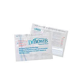 Bolsa para esterilizar en microondas bpa free - dr. browns