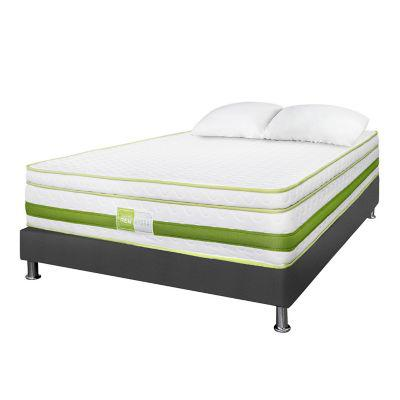 Colchones rem colchón con base semidoble hydra intermedio
