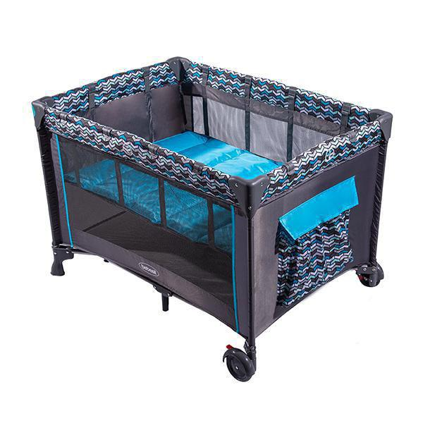 Cuna Corral Relax Blue BEBESIT H0712B - Compra Online en