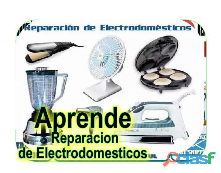 REPARACION DE ELECTRODOMESTICOS en PDF todo por 10.000 $pesos
